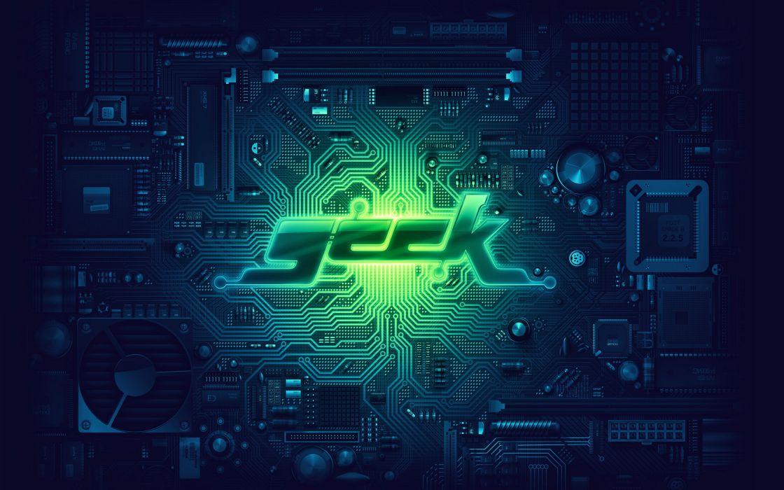 Chip geek wallpaper