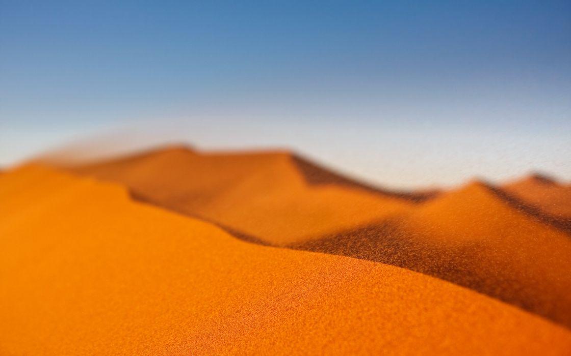Windy dunes wallpaper