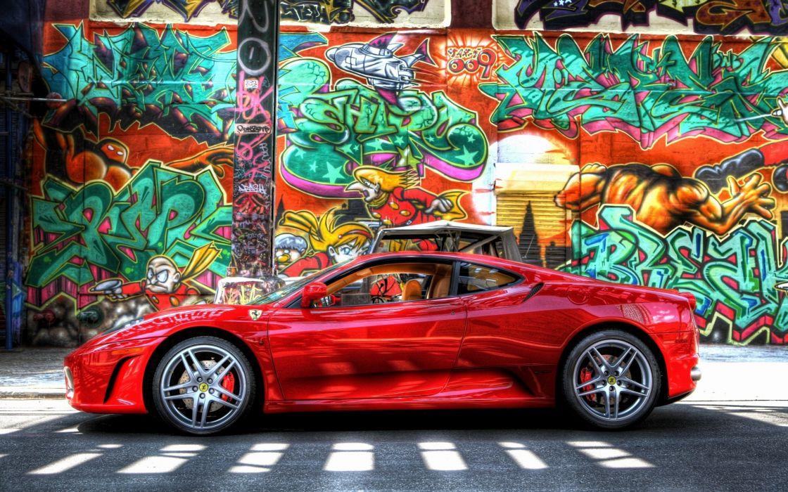 Ferrari dream wallpaper