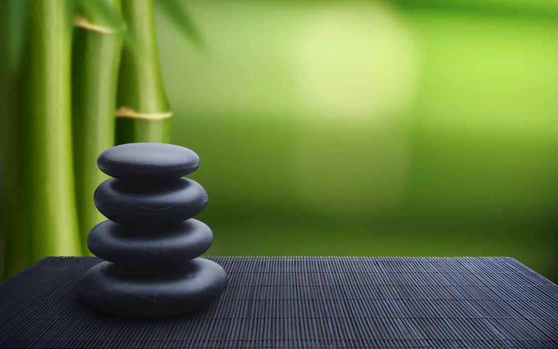 Zen Stones wallpaper