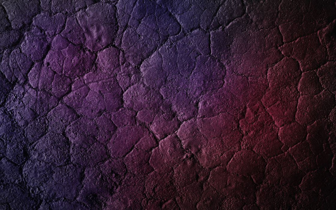 Cracks in the ground wallpaper