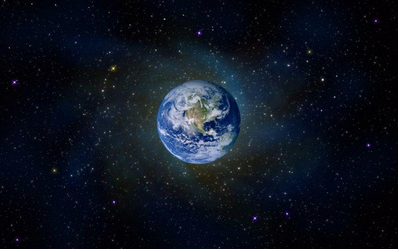 Earth planet wallpaper