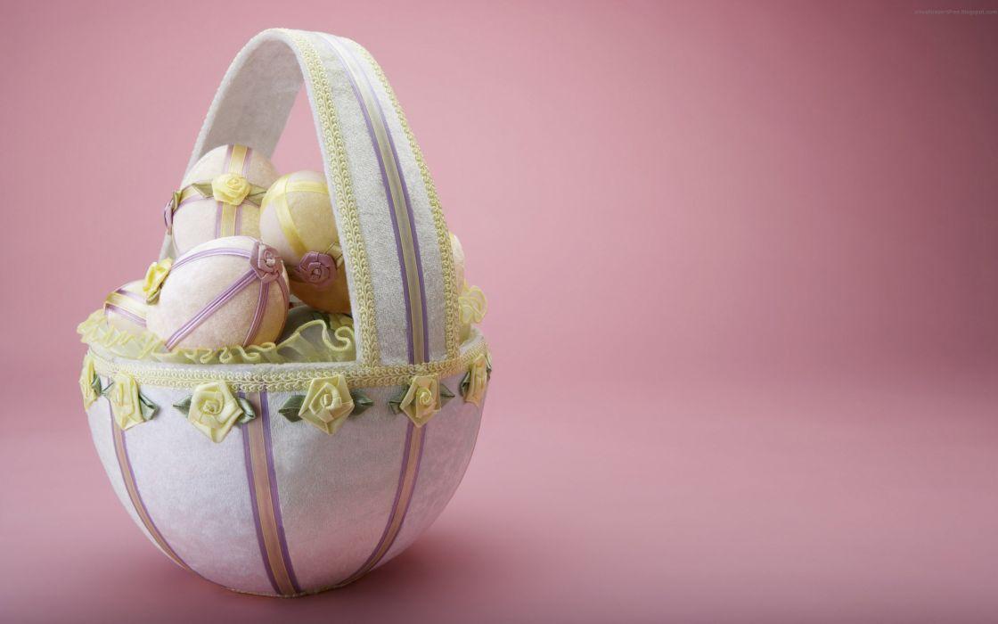 Beautiful Easter egg wallpaper