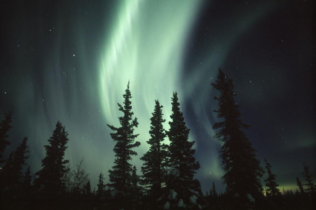 Dream aurora borealis wallpaper