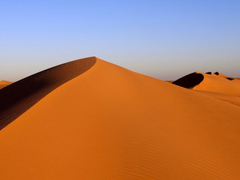 Perfect dunes wallpaper