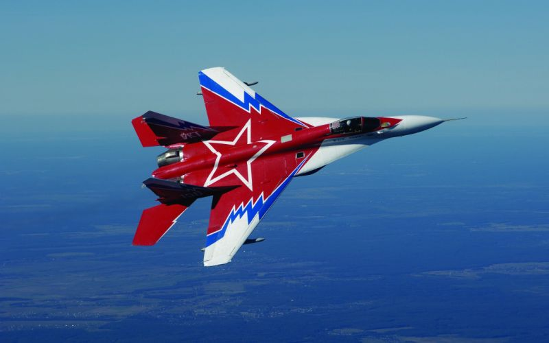 Mikoyan MiG-35 wallpaper