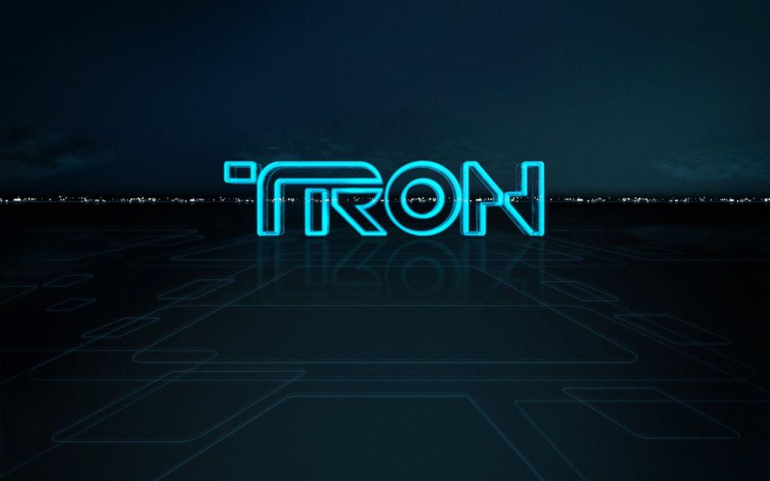 Tron wallpaper