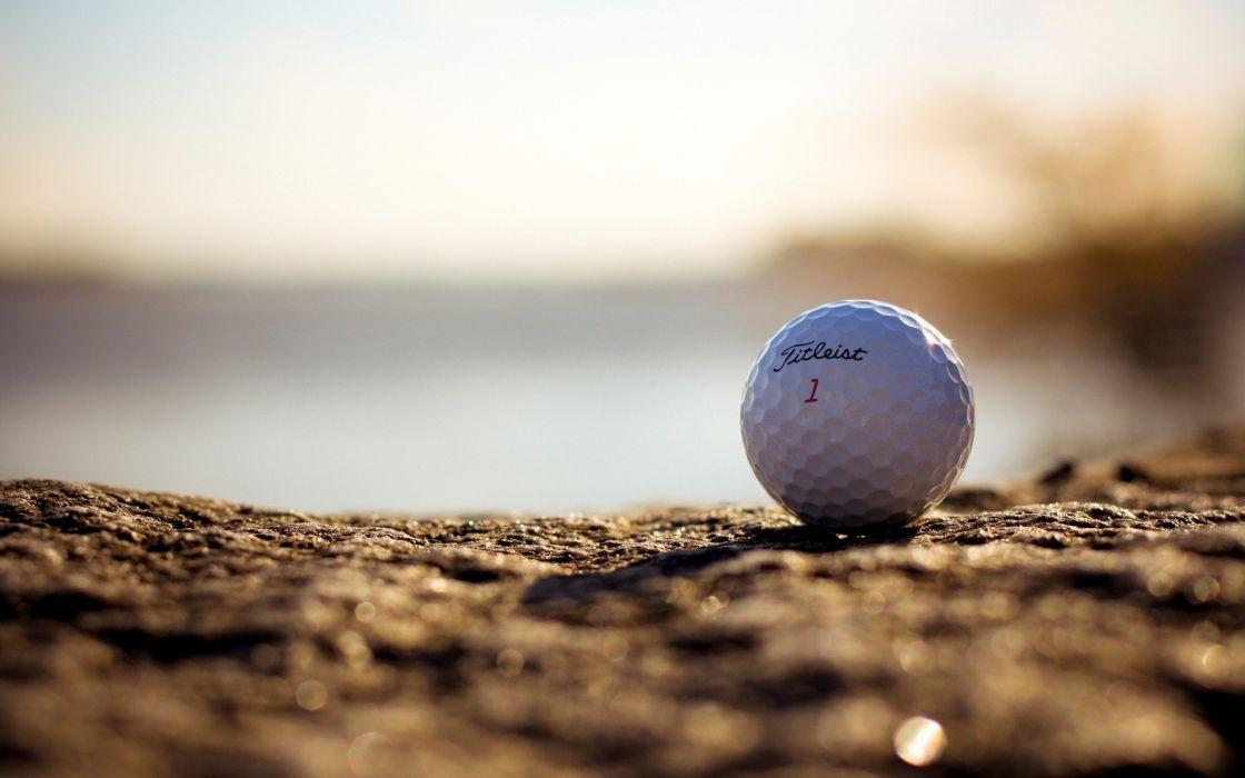 Titleist golf ball wallpaper