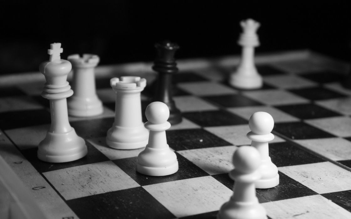 Chess passion wallpaper
