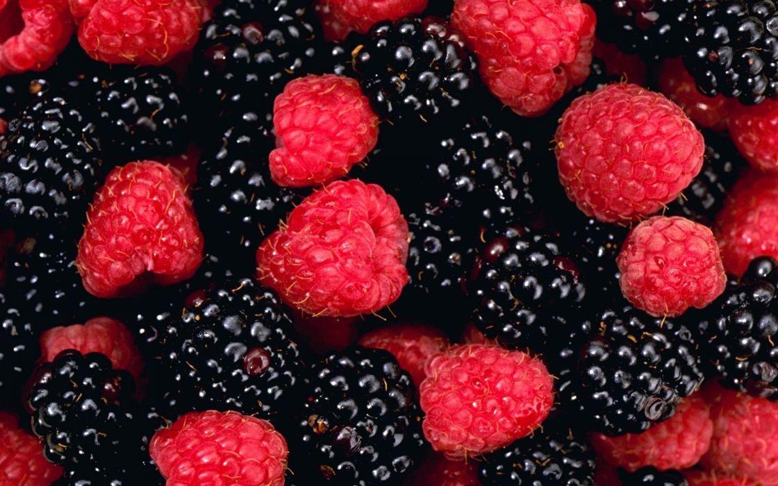 Soft fruits wallpaper