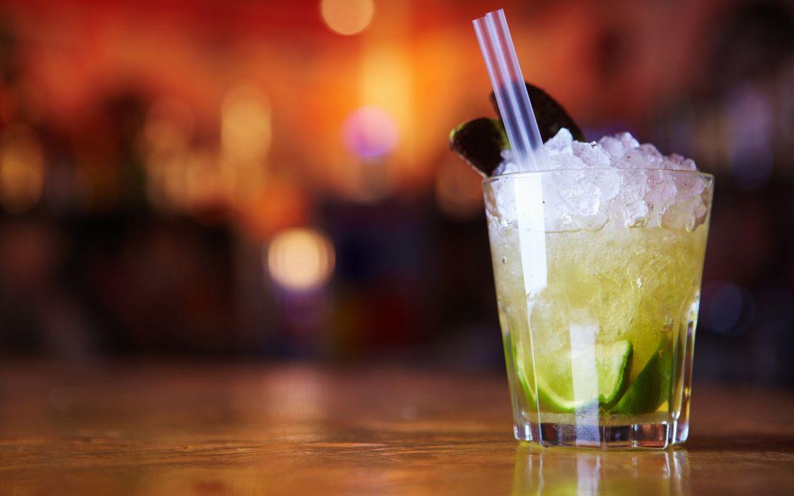 Mojito cocktail wallpaper