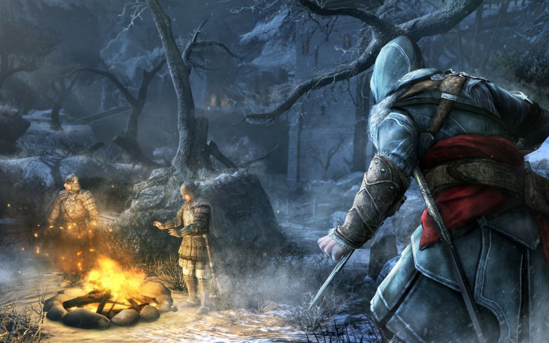 Assassins Creed Revelations wallpaper