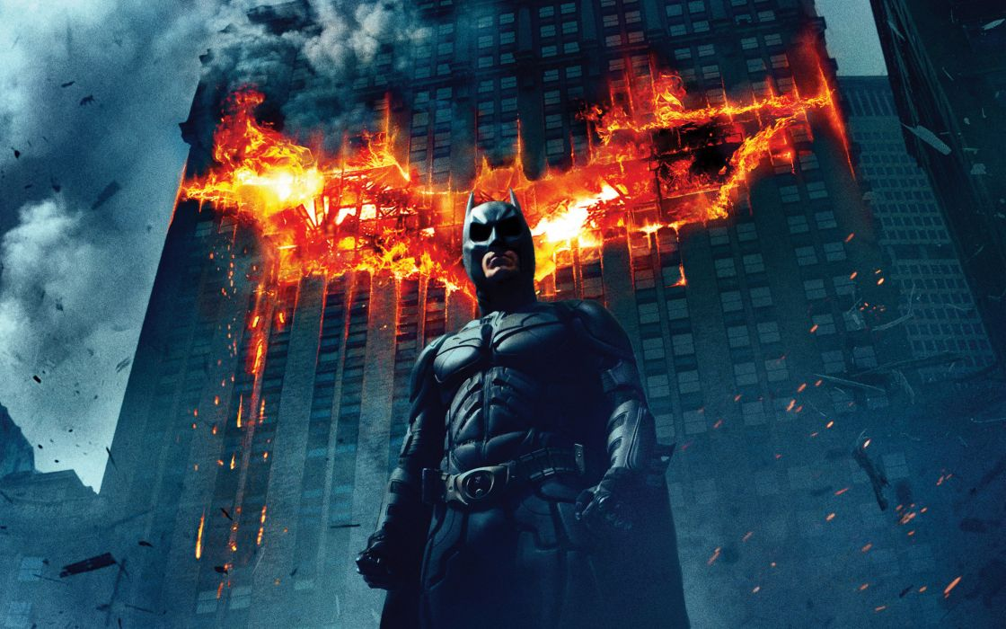 Batman - the dark night wallpaper