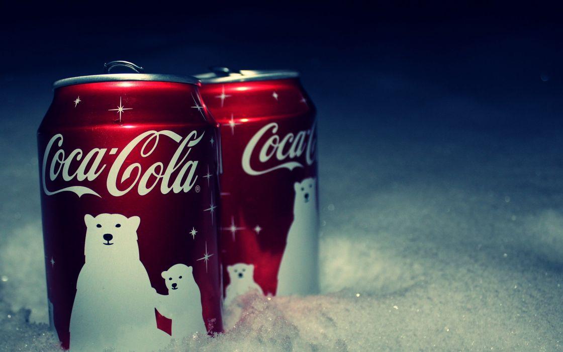 Coca-Cola new year edition wallpaper