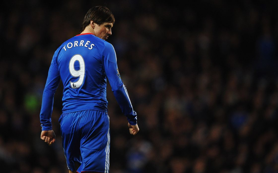 Fernando Torres at Chelsea wallpaper