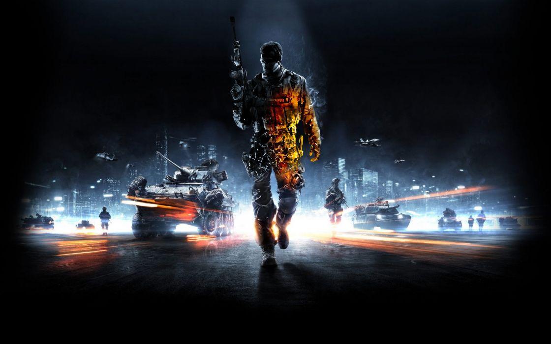 Battlefield 3 soldier wallpaper