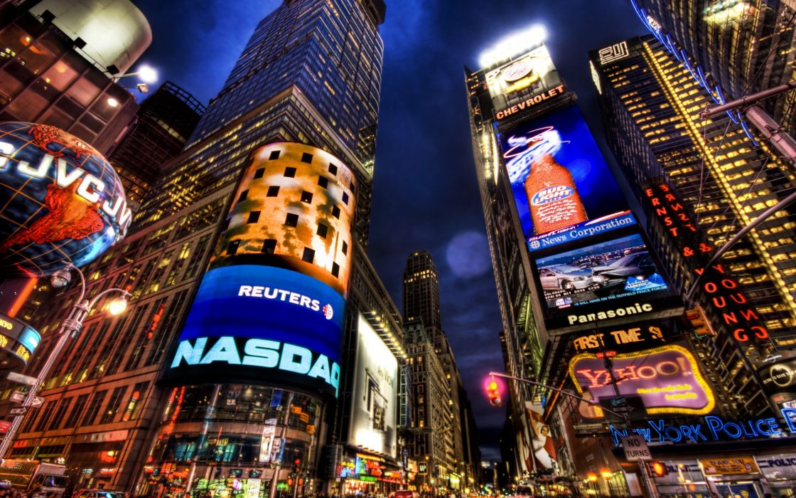 New York City - Times Square wallpaper