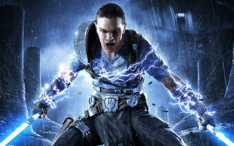 Star Wars - The force unleashed 2 wallpaper