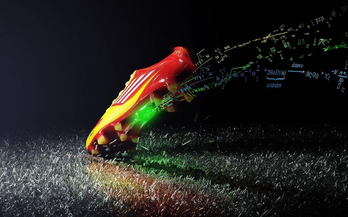 Adidas football shoe wallpaper