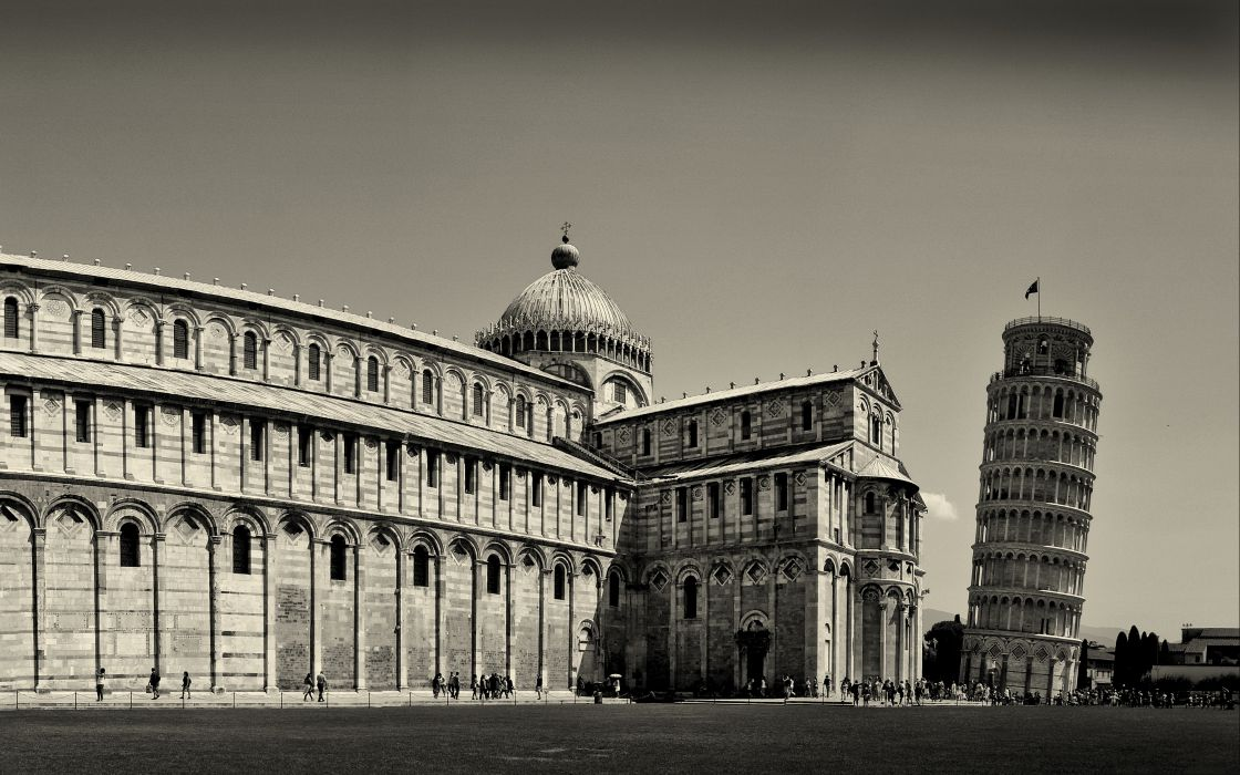 Pisa wallpaper