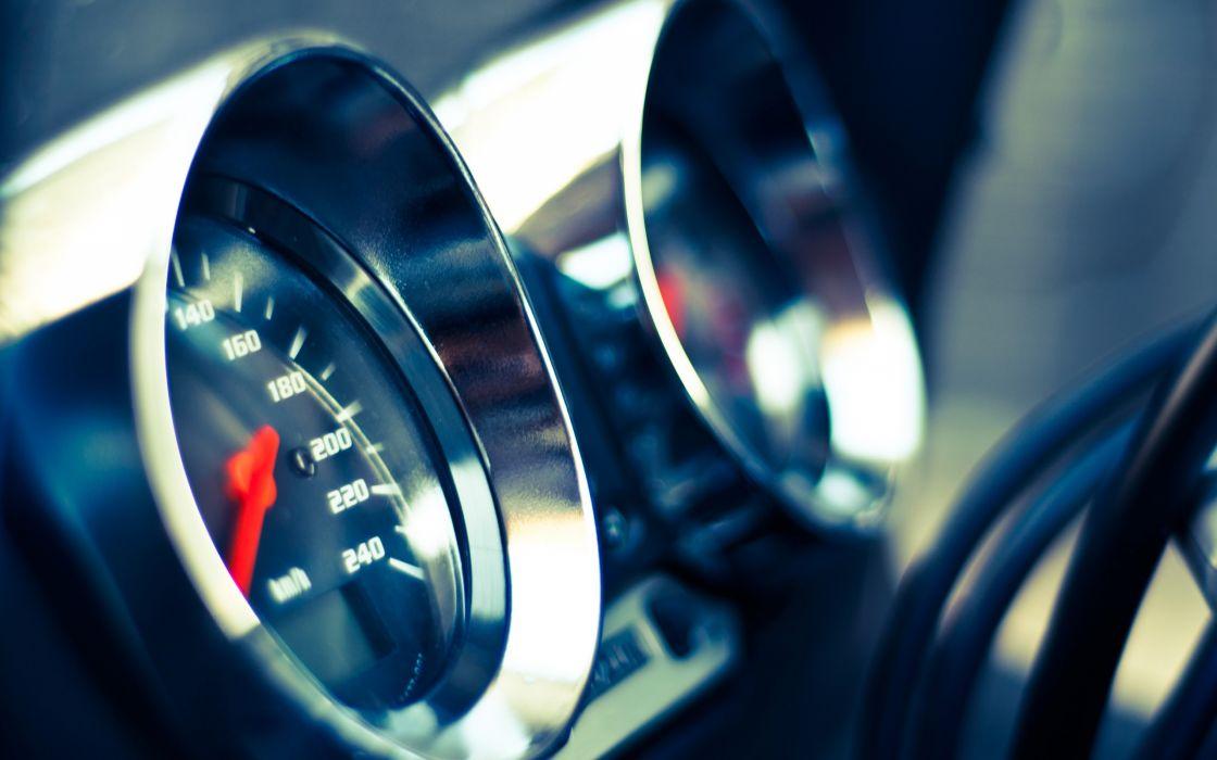 Speedometer wallpaper