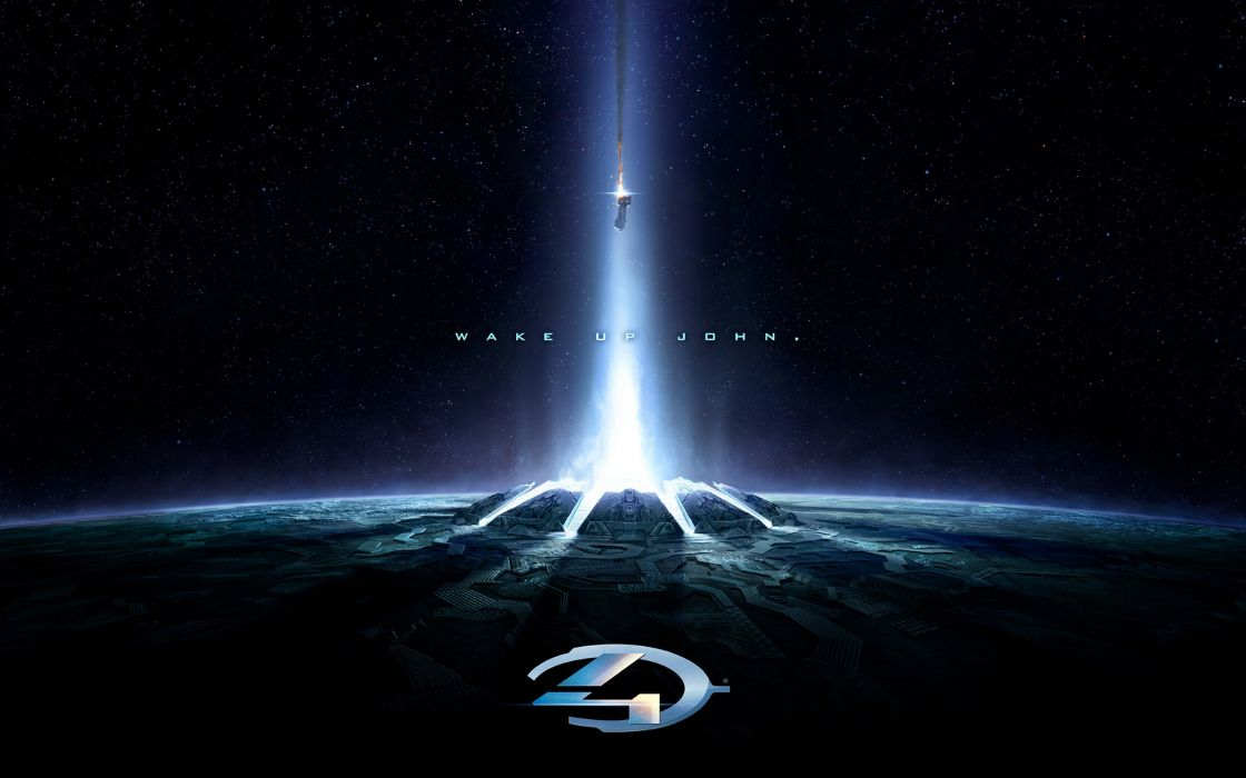 Halo 4 2012 wallpaper