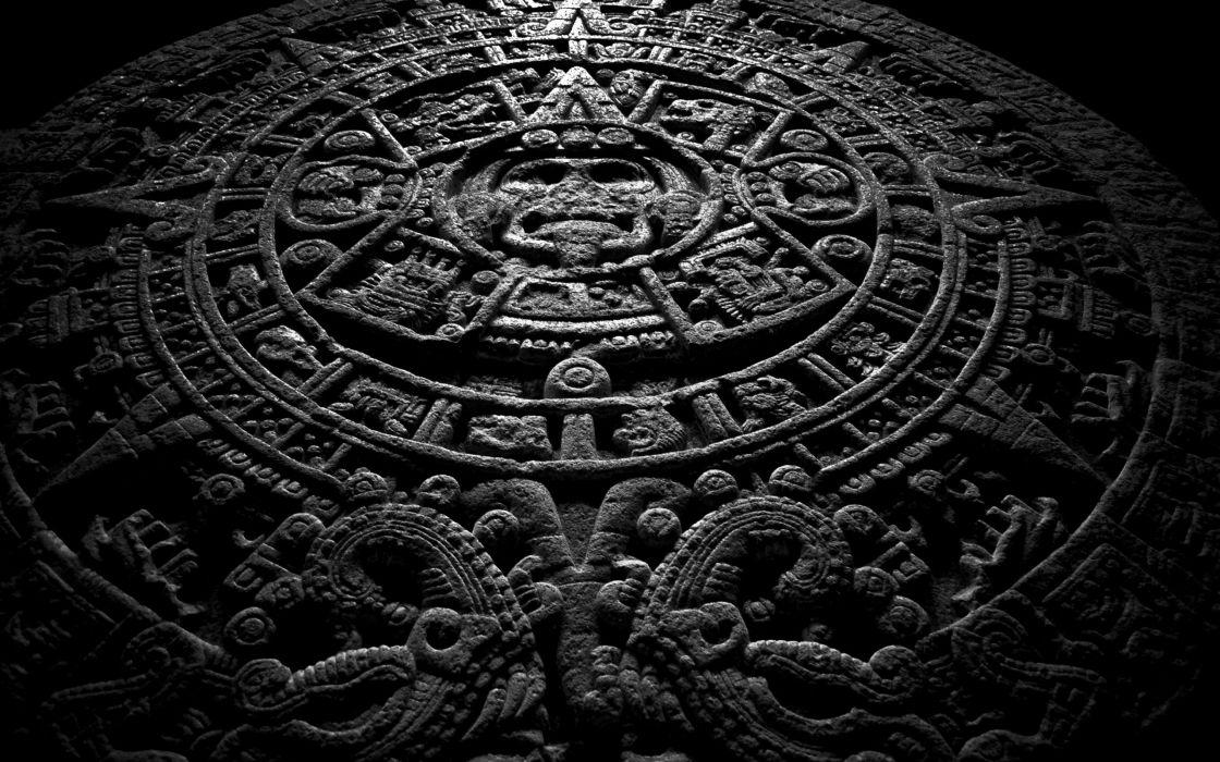 Mayan calendar 2012 wallpaper