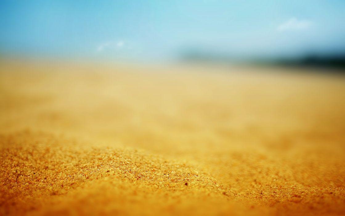 Sand macro wallpaper