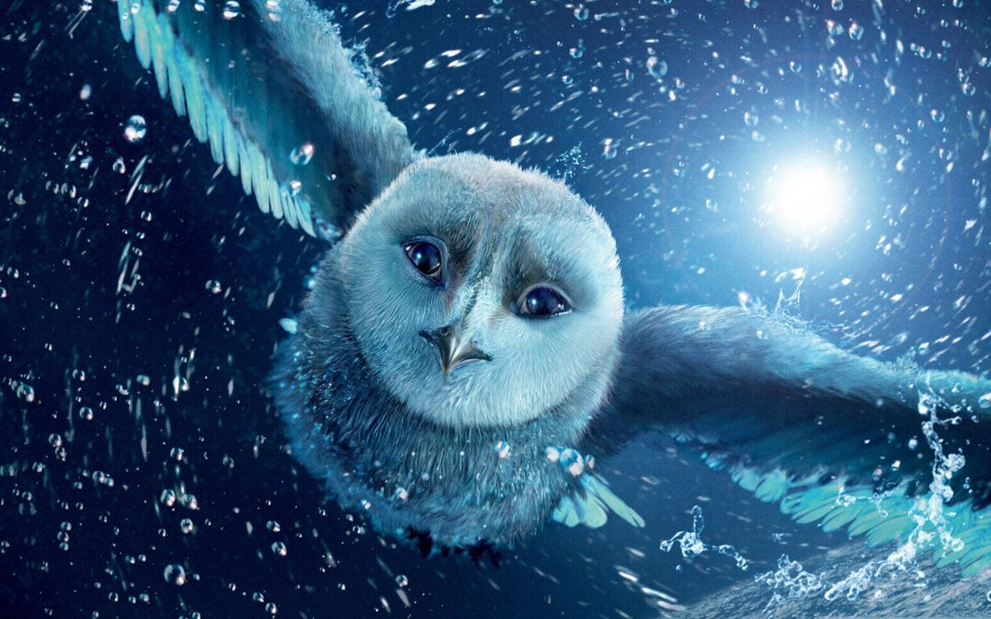 Legend of the Guardians - The owl of Ga Hoole wallpaper