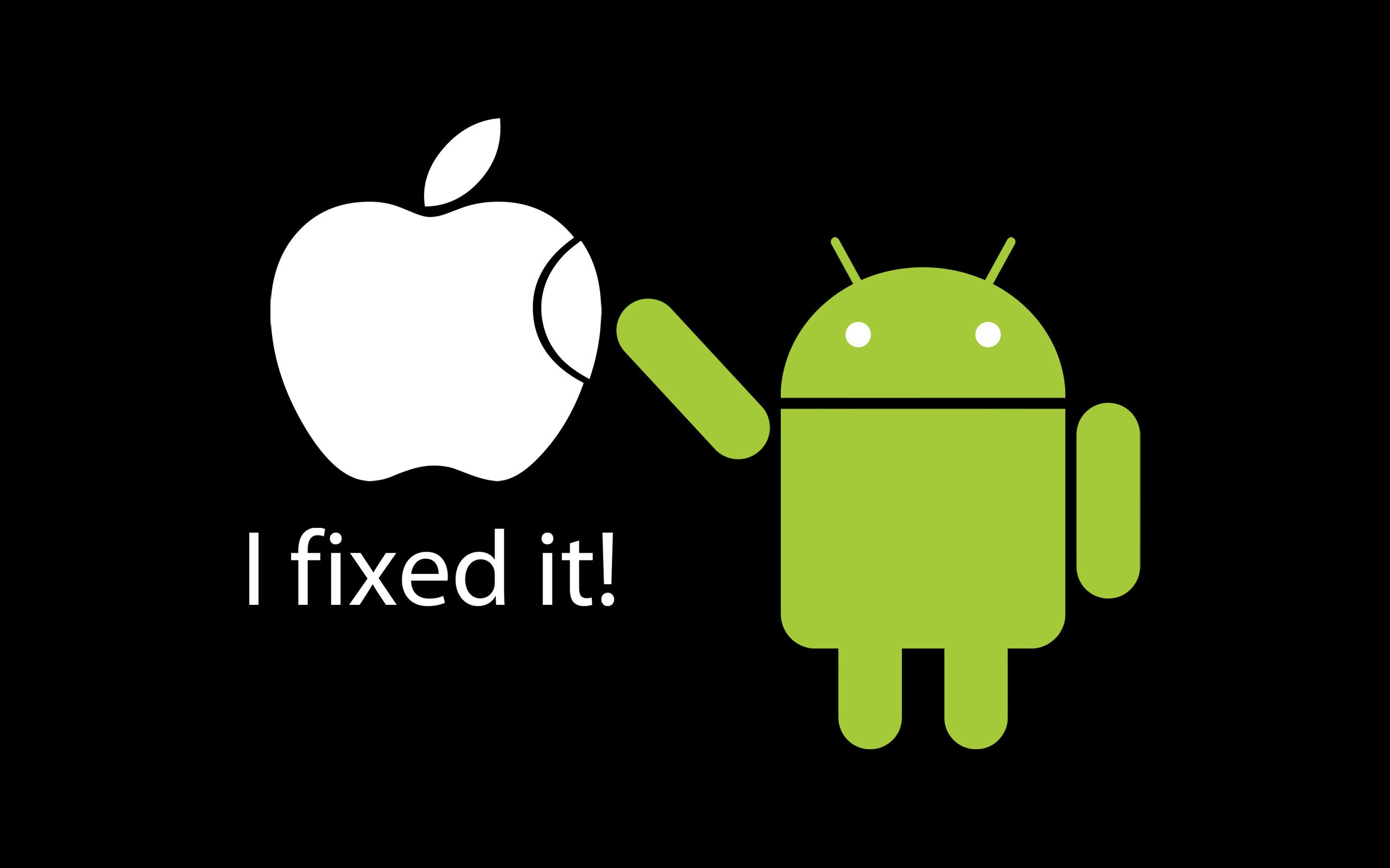 Android Fixes Apple Wallpaper 2560x1600 1092 Wallpaperup