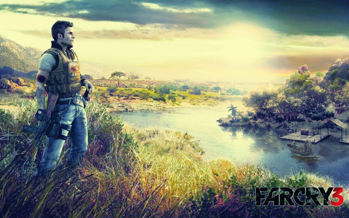 Far Cry 3 2012 wallpaper