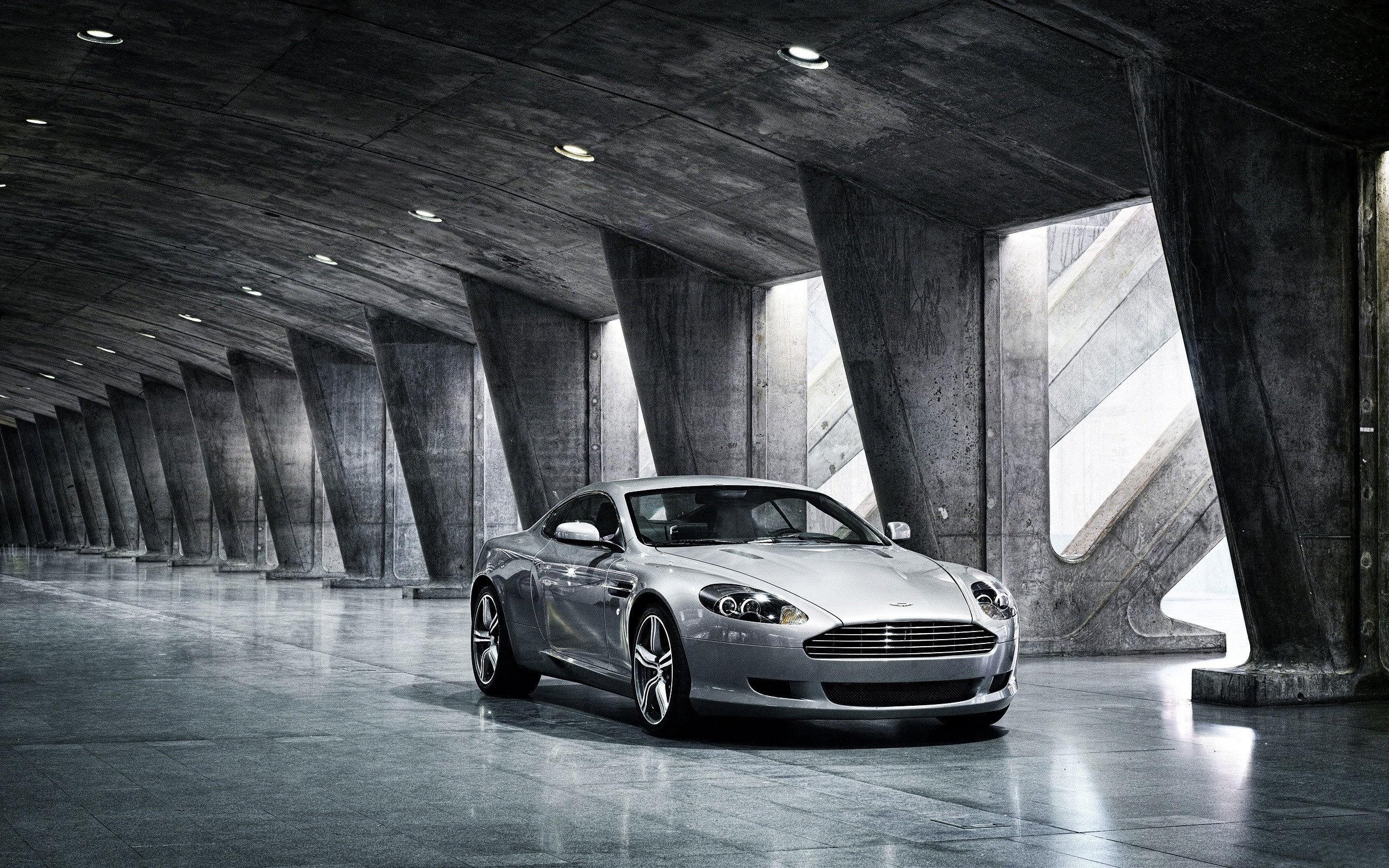 Aston Martin Db9 Wallpaper 2560x1600 1125 Wallpaperup