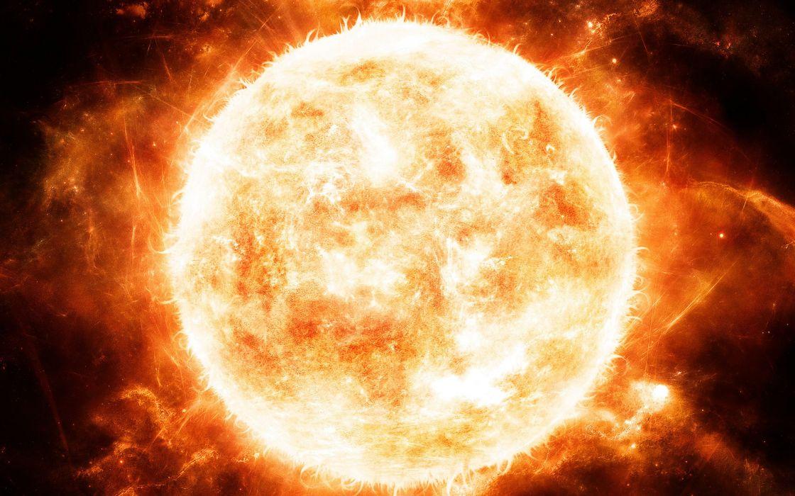 Power of the Sun wallpaper
