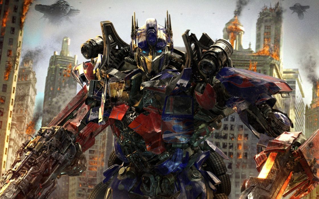 Transformers - Dark of the moon wallpaper