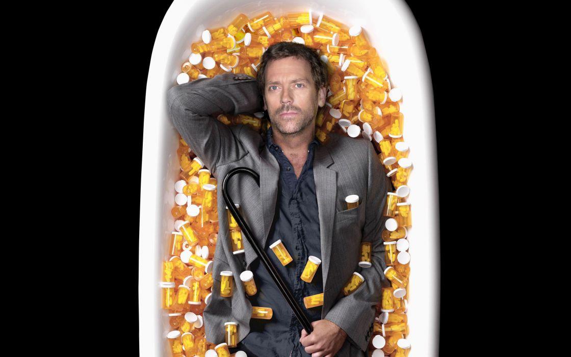 Dr. House - Medical Division wallpaper