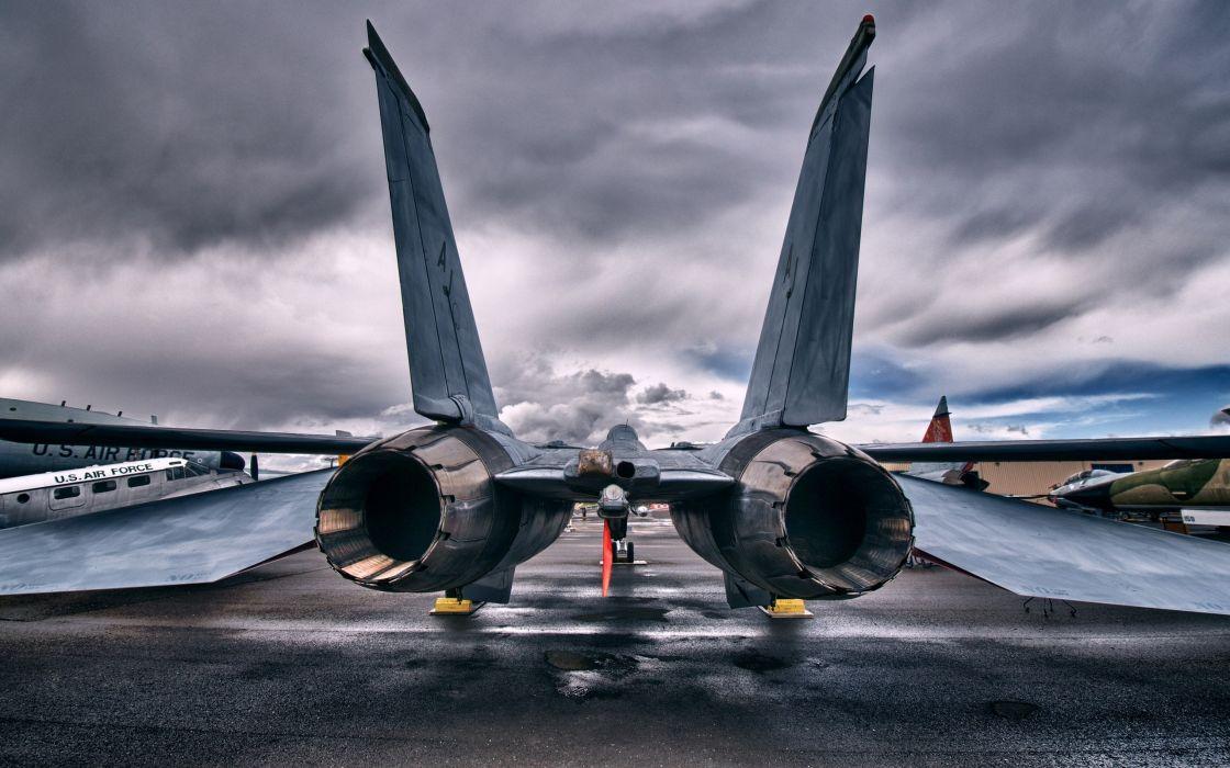 Fighter military jet wallpaper