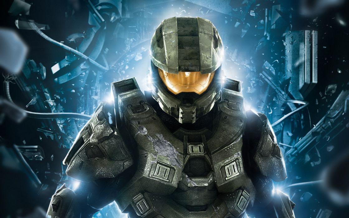 Halo 4 - Master Chief wallpaper