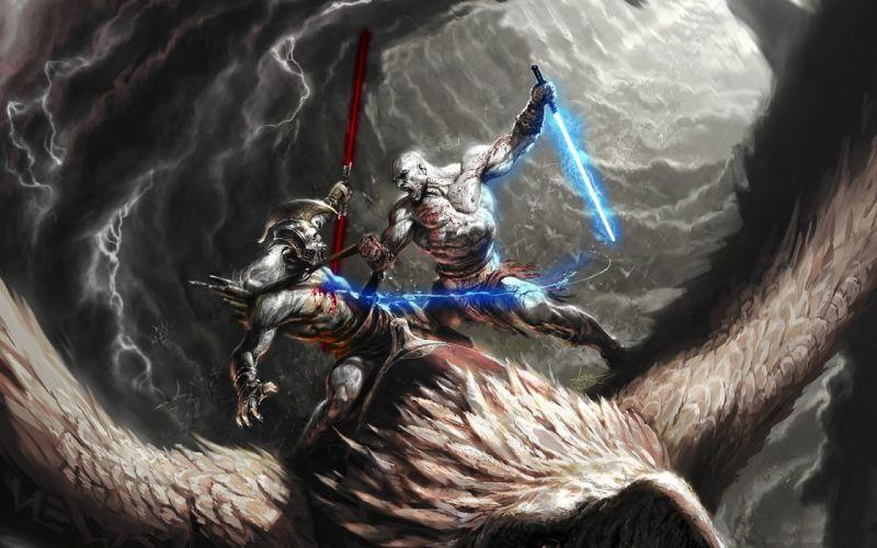 God of War 3 wallpaper