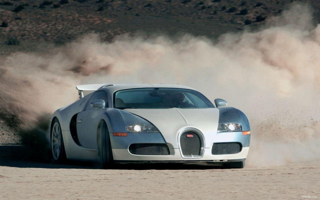 Bugatti Veyron Supercar Horsepower wallpaper