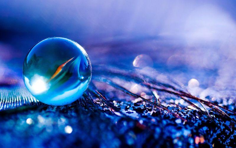 Crystal ball wallpaper