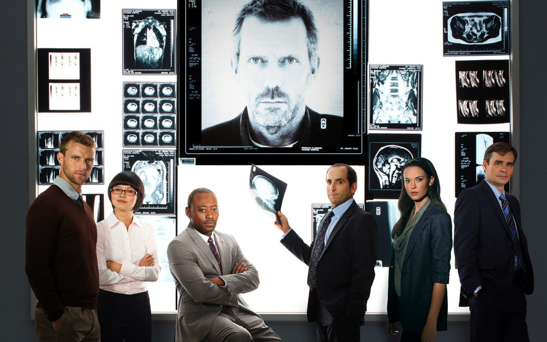 Dr House team wallpaper