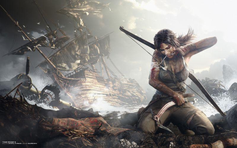 Tomb Raider Reboot wallpaper