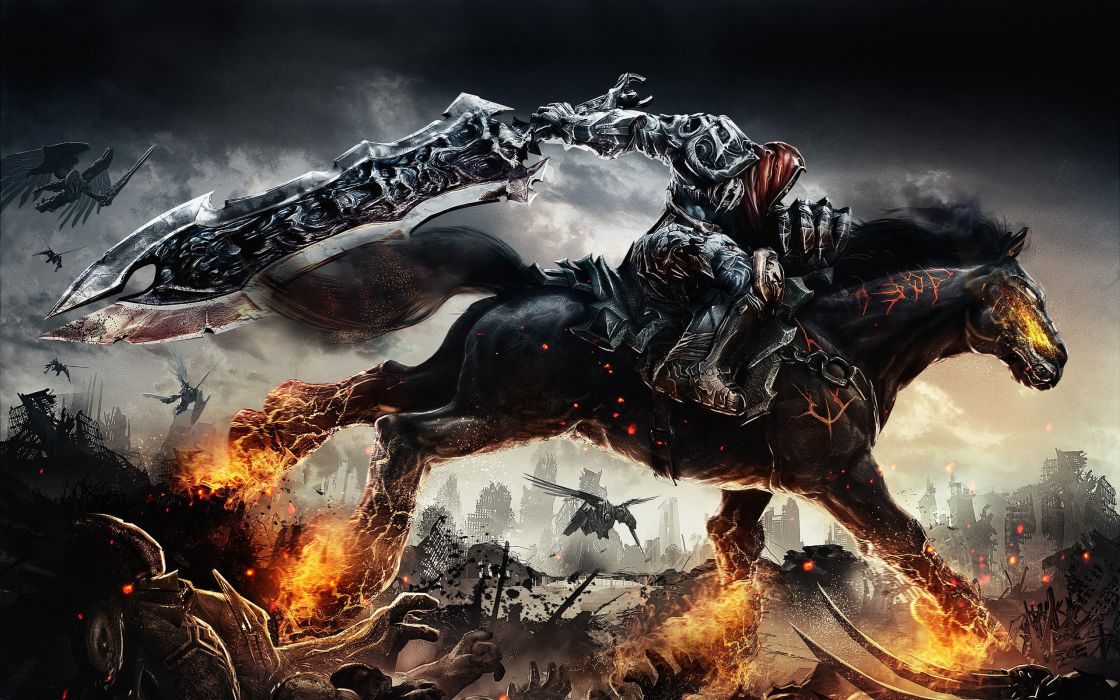 Darksiders- Wrath of War wallpaper