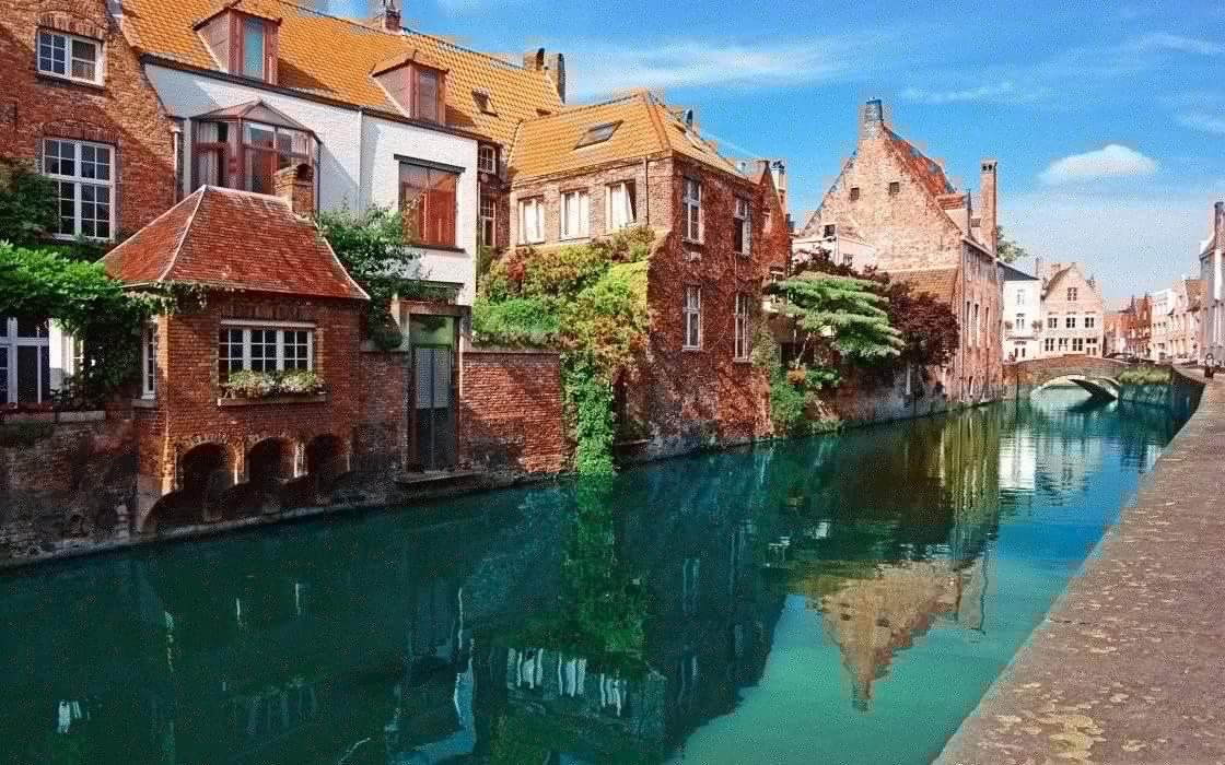Bruges - Belgium wallpaper