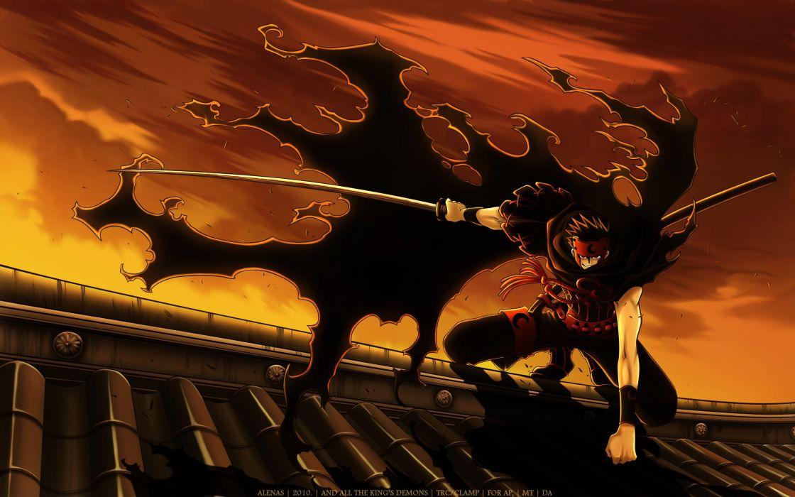 Kurogane sword wallpaper