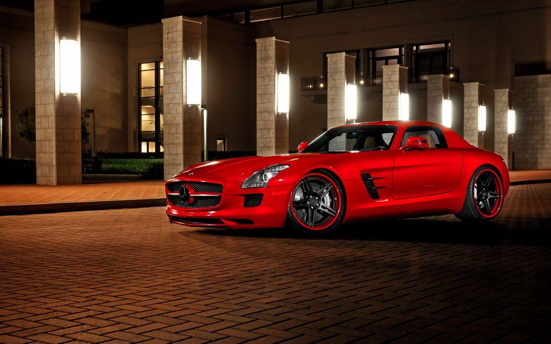 Mercedes-Benz SLS wallpaper