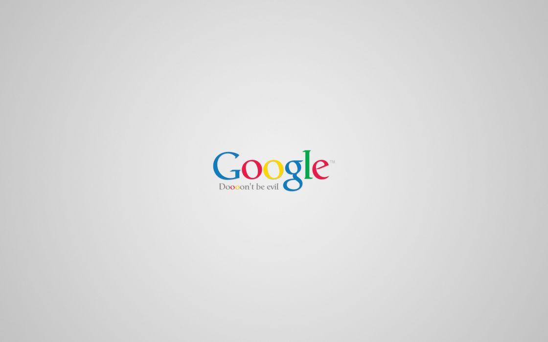 Do not be evil - Google wallpaper