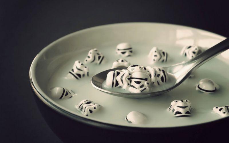 Star Wars cereal wallpaper
