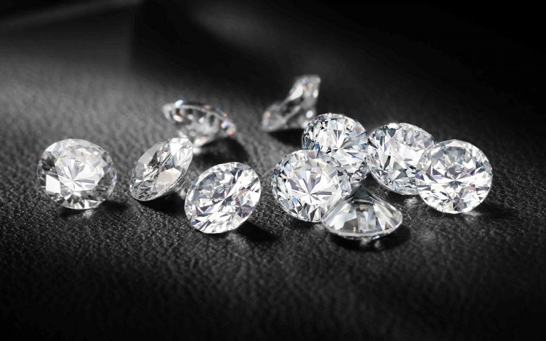 Little diamonds wallpaper