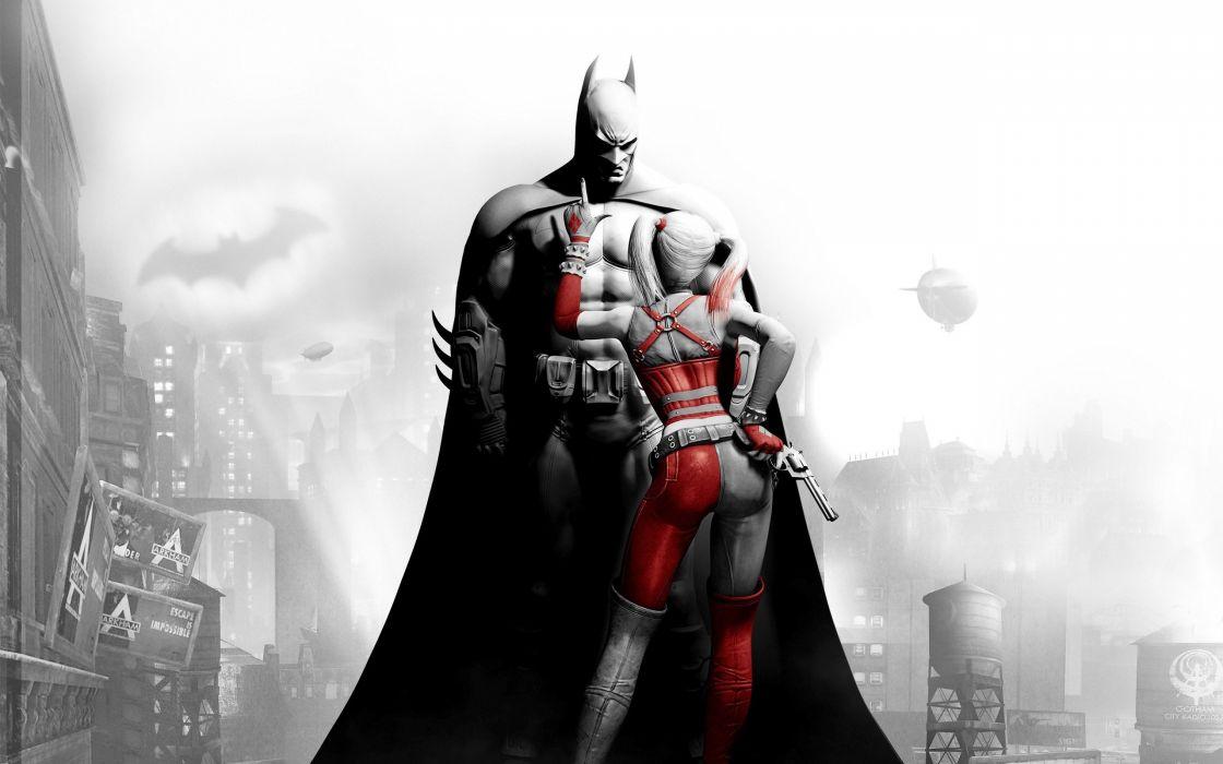 Batman - Arkham city wallpaper